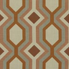 Tangerine Decorator Fabric by Robert Allen