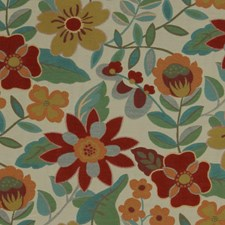 Poppy Decorator Fabric by Robert Allen