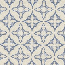 Federal Blue Decorator Fabric by Robert Allen