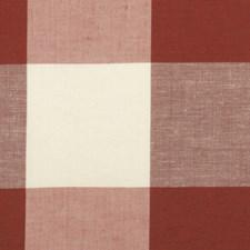 Classic Crimson Decorator Fabric by Robert Allen