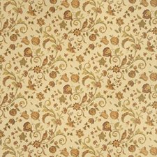 Maplesugar Floral Decorator Fabric by Fabricut
