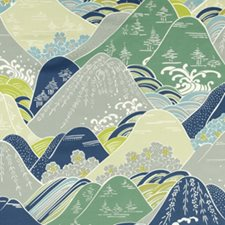 Pacific Decorator Fabric by Beacon Hill