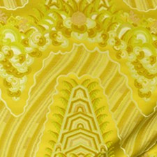 Yellow Decorator Fabric by Beacon Hill