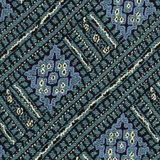 Lagoon Blue Decorator Fabric by Beacon Hill