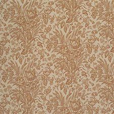 Apricot Toile Decorator Fabric by Kravet