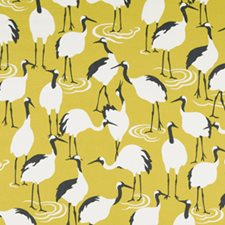 Golden Rod Decorator Fabric by Robert Allen