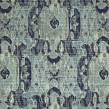 Calypso Blue Decorator Fabric by Robert Allen