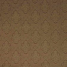 Green/Brown/Burgundy Paisley Decorator Fabric by Kravet