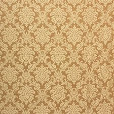 Yellow Damask Decorator Fabric by Kravet