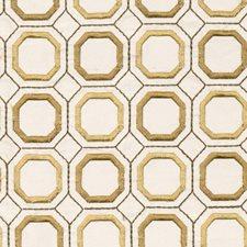 Desert Sand Embroidery Decorator Fabric by Fabricut