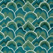 Marrakech Green Decorator Fabric by Robert Allen/Duralee