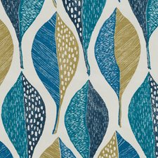 Deep Pool Decorator Fabric by Robert Allen