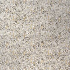 Graphite Paisley Decorator Fabric by Fabricut