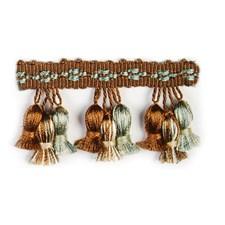 Cocoa Decorator Fabric by Robert Allen /Duralee