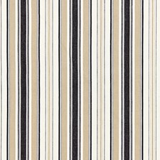 Stone CHATHAM STRIPES Decorator Fabric by Scalamandre