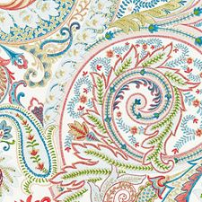 bloom embroidery decorator fabric by scalamandre - Decorator Fabric
