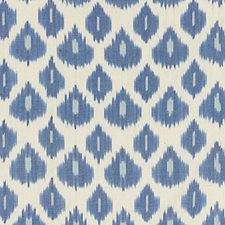 Lapis Decorator Fabric by Scalamandre