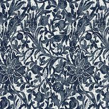 Ultramarine Decorator Fabric by Scalamandre