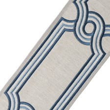 Embroidery Cadet Trim by Stroheim