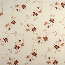 Beige/Pink/Rust Decorator Fabric by Kravet