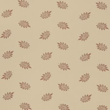 Rouge Leaves Decorator Fabric by Fabricut