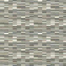 Caspian Geometric Decorator Fabric by S. Harris