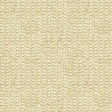 Beige/White/Light Yellow Stripes Decorator Fabric by Kravet