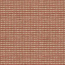 Burgundy/Red/White Small Scales Decorator Fabric by Kravet