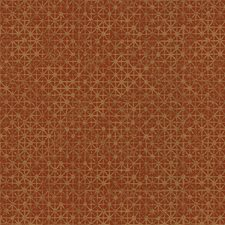 Burgundy/Red/Yellow Modern Decorator Fabric by Kravet