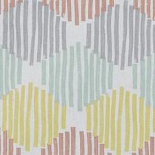 Pastel Decorator Fabric by Robert Allen /Duralee