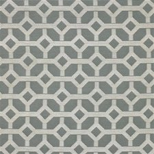 Green Geometric Decorator Fabric by Kravet