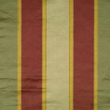 Plum/Greens/Gold Decorator Fabric by Scalamandre