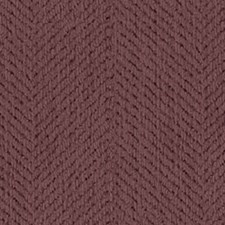Plum Herringbone Decorator Fabric by Kravet