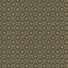 Green/Yellow/Orange Small Scales Decorator Fabric by Kravet