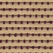 Yellow/Purple Stripes Decorator Fabric by Kravet
