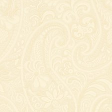White Contemporary Decorator Fabric by Kravet