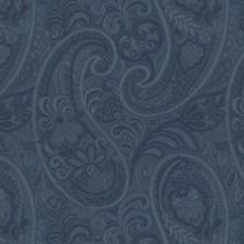Blue Modern Decorator Fabric by Kravet