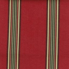 Cottage Red Decorator Fabric by Duralee