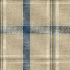 Marina Plaid Decorator Fabric by Kravet