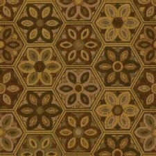 Copper Ethnic Decorator Fabric by Kravet