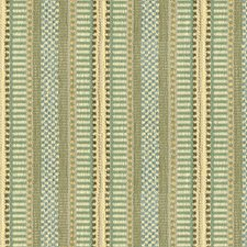 Beige/Blue/Green Texture Decorator Fabric by Kravet