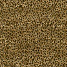 Yellow/Brown Animal Skins Decorator Fabric by Kravet