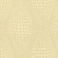 Beige/White Animal Skins Decorator Fabric by Kravet