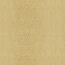Yellow Animal Skins Decorator Fabric by Kravet