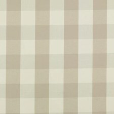Jute Plaid Decorator Fabric by Duralee