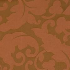 Cinnamon Damask Decorator Fabric by Fabricut