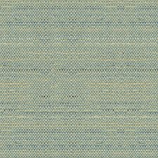Blue/Light Blue/Beige Solids Decorator Fabric by Kravet