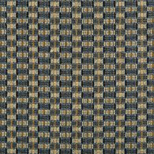Blue/Beige/Taupe Small Scales Decorator Fabric by Kravet