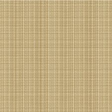 Beige/Ivory Plaid Decorator Fabric by Kravet