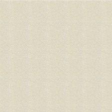 Ivory/White Herringbone Decorator Fabric by Kravet